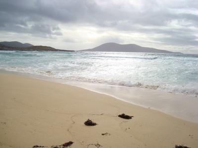 Harris White Cottage 4 Star Pet Friendly Self Catering Western Isles