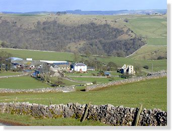 Throwley Hall Farm Large Peak District Holiday Cottages