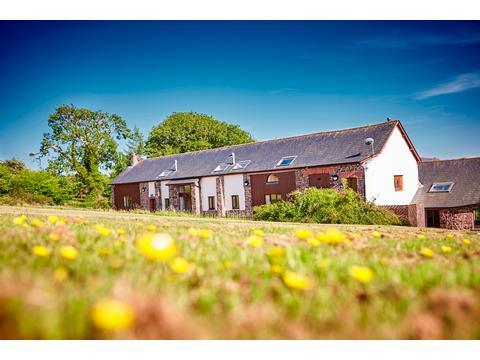 Holiday Cottage In Devon, England