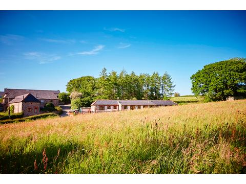 Newhouse Farm Cottages 4 Star Pet Friendly Self Catering