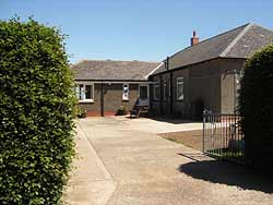 Burton Hall Pet Friendly Holiday Cottage Northumberland Coast