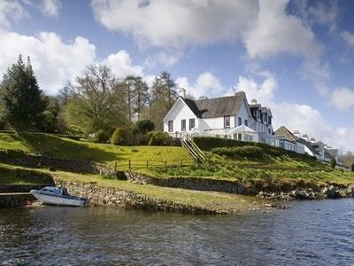 Portsonachan Hotel on Loch Awe Pet Friendly Argyll Hotel