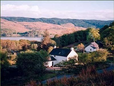 Top Ardenstur Self Catering Cottage Argyll