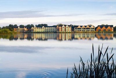 Cotswold Water Park Luxury Hotel