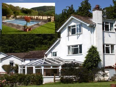 Wentwood View Holiday Cottage in Rural Wales