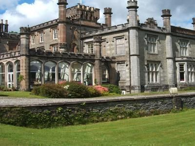 Hafton Castle Self Catering Argyll