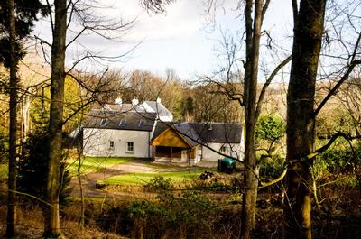 Dairy Cottage Pet Friendly Self Catering Cottage Perthshire