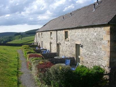 Wheeldon Trees Farm Pet Friendly Peak District Holiday Cottages
