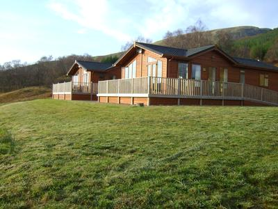 Lochaber Luxury Self Catering Lodges Scottish Highlands
