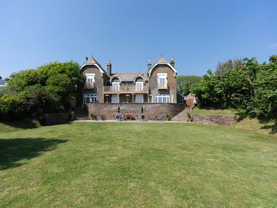 The Old Vicarage Luxury Holiday Home Devon