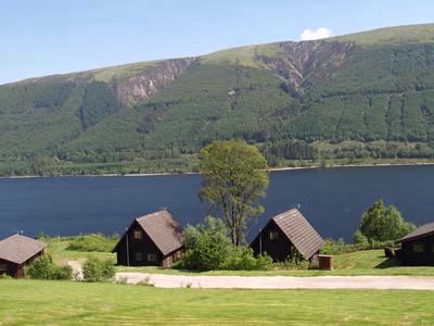 The Great Glen Pet Friendly Lodges by Spean Bridge Scottish Highlands