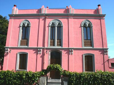 Pink Palace Self catering Apartments Bosa Marina Sardinia