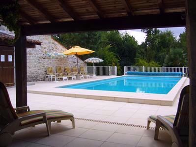 Large Self Catering Holiday Home With Heated Swimming Pool Cheniers Ar