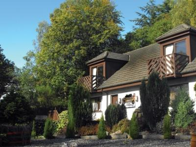 Corrieview Pet Friendly Lodges Spean Bridge