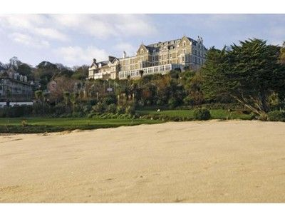 The Porthminster Family Friendly Hotel In St Ives Cornwall England