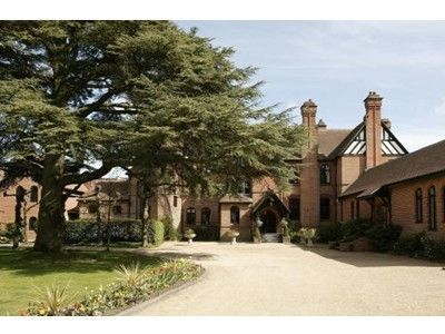 Careys Manor Hotel Luxury New Forest England