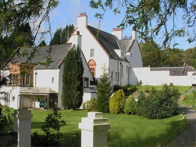 Black Clauchrie House and Holiday Cottages in South Ayrshire