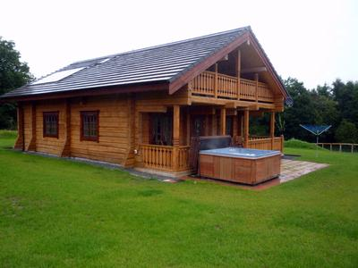 Ty Afal Luxury Eco Friendly Holiday Cottages Wales