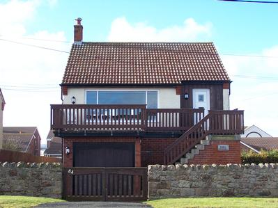 Shellseekers Luxury Cottage Beadnell Northumberland Coast