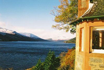 Fortrenn Pet Friendly Holiday Home near Loch Lomond
