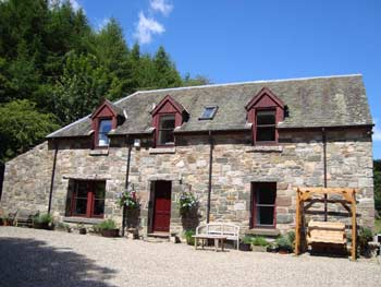 Upper Hatton Luxury B&B Dunkeld Highland Perthshire