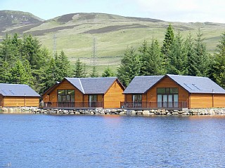 Luxury Highland PErthshire Lodges Pitlochry