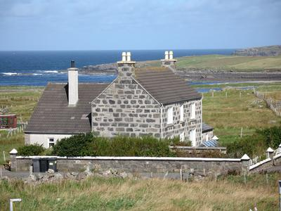 Kabuis Holiday Chalet Cottage & Self Catering Wing, Isle of Lewis