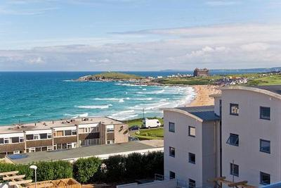 38 Ocean 1 Luxury Apartment Cornwall Coast