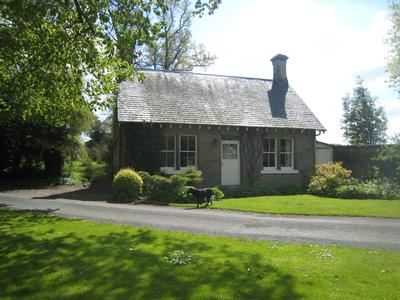 The Lodge Duns, Scottish Borders