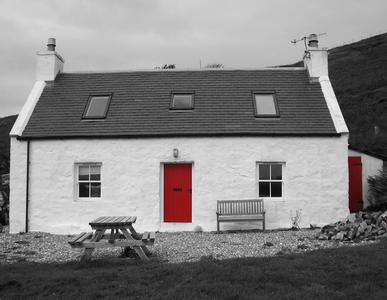 Scottish Croft House Design on scottish hall house, scottish stone house, scottish holidays and traditions, scottish homes, scottish cottage interiors,