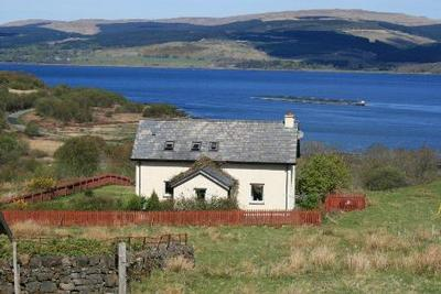 Corrie Self Catering Holiday Cottage Isle of Mull Argyll