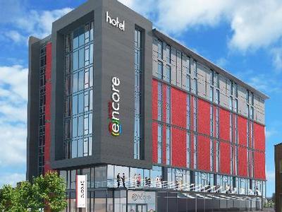 Ramada Encore Birmingham City Centre Hotel in West Midlands, Birmingham Hotel