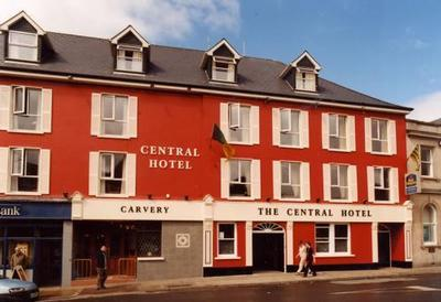 Central Hotel Donegal Hotel County Donegal Ireland