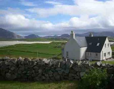 Airebroc Self Catering Cottage Isle of Lewis Western Isles