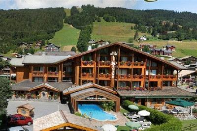 Hotel In Haute Savoie France