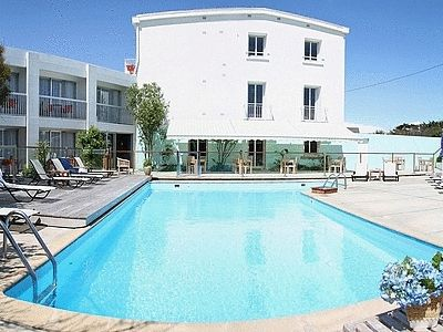 Lovely Hotel In Morbihan, France