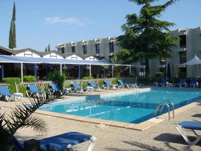 Novotel Marseille Est Hotel Hotel Bouches Du Rhone France
