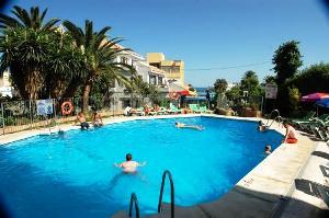 Apartamentos Doramar Andalucia Hotel In Benalmadena Malaga Spain