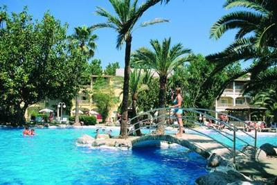 Alcudia Garden Aparthotel Coast Of Spain