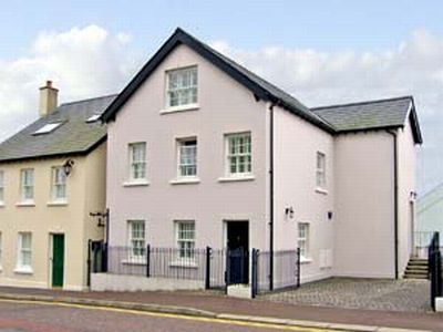 Atlantic Coast Self Catering Apartment Antrim Coast, Ireland