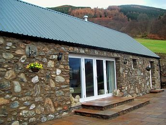 Briar Steading Luxury Self Catering Cottage, Lochearnhead