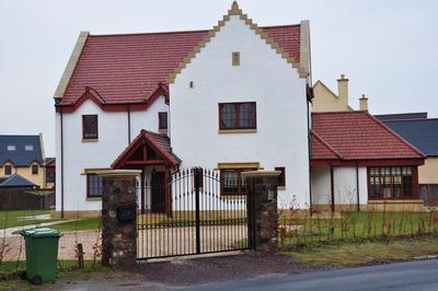 Golf Villa in Gullane near Edinburgh East Lothian