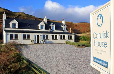 Coruisk House B&B Isle of Skye
