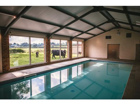 The bothy luxury pet friendly self catering cottage with - Dorset holiday cottages with swimming pool ...