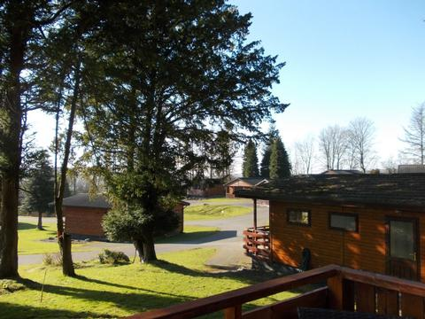 Conifer Lodges Self Catering Dumfries And Galloway Holiday Cottage In Newton Stewart