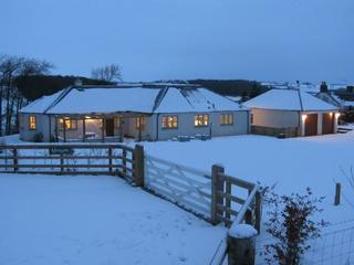 Millsyde Holiday Cottage in the Scottish Borders, Kelso holiday cottage
