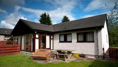 Heath Self Catering Cottage Cairngorm National Park