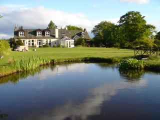 Old School Drymen Self Catering near Loch Lomond, Drymen holiday cottage