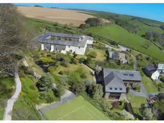 Higher Bowden Holiday Cottages Devon, Dartmouth holiday cottage