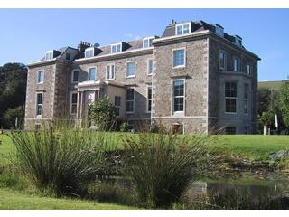 Broadmeadows House Self Catering Holiday Home in Selkirk Scottish Borders, Selkirk holiday home